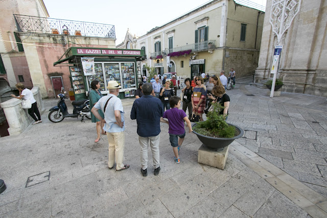 Giro turistico con guida-Matera