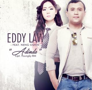 Lirik Lagu Eddy Law ( Feat. Neng Oshin) - Adinda
