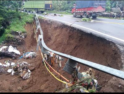 Banjir dan Longsor Landa Tanggamus