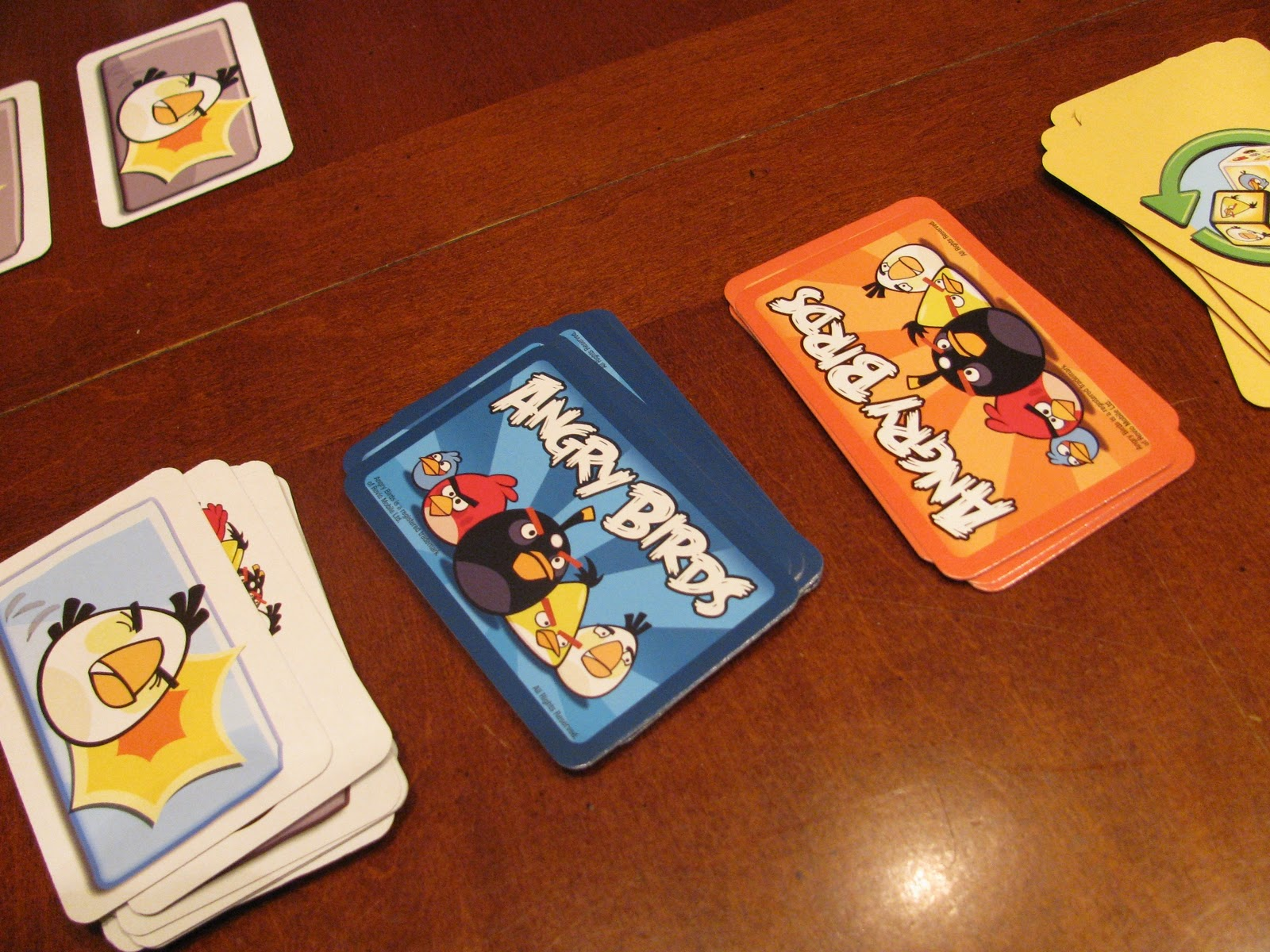 A Couple Of Funny Little Card Games