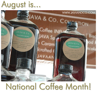 National Coffee Month Sale