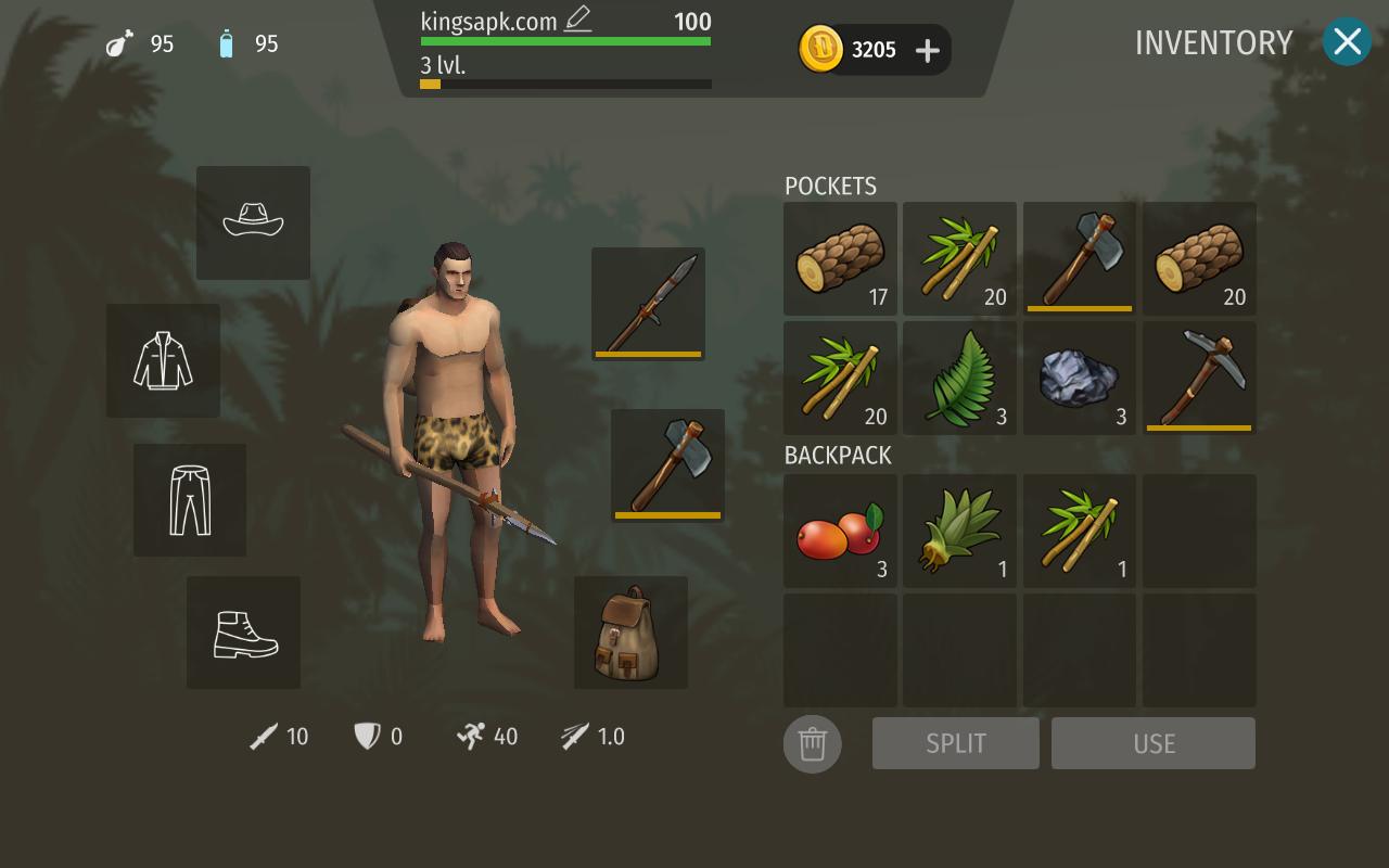 Jurassic Survival MOD APK terbaru