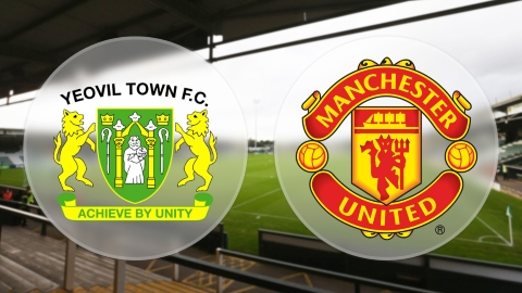 Yeovil Vs Manchester United