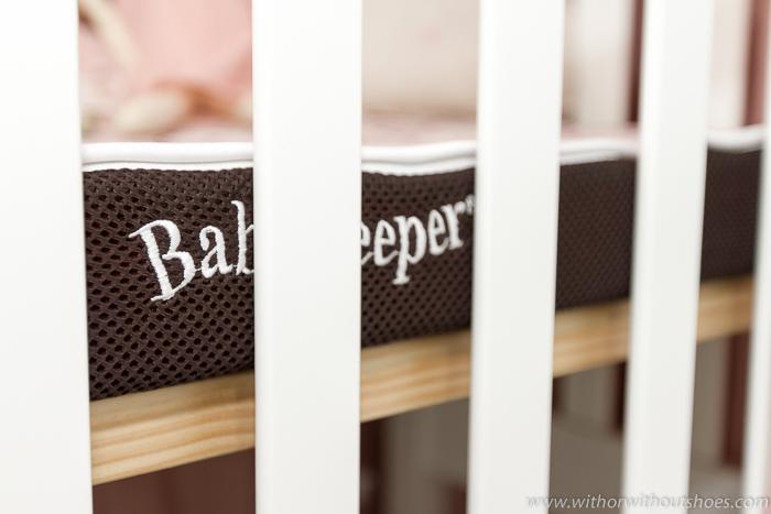 opinion beneficios caracteristicas ventajas colchón de cuna para bebé BabyKeeper
