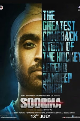 Soorma 2018 480p HD 300MB Movie Download