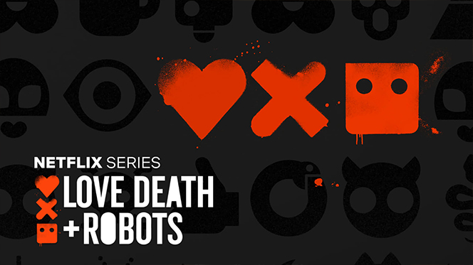Love, Death + Robots (2019) Temporada 1 Web-DL 1080p Latino-Ingles