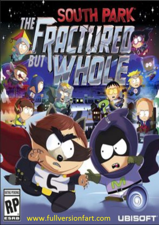 Download South Park: The Fractured But Whole for PC free full version