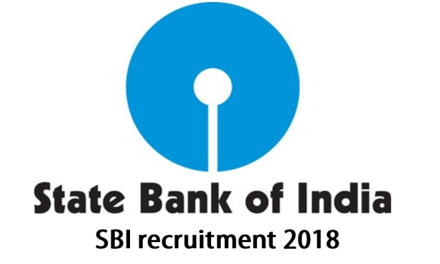 SBI-recruitment-2018 Job Application Form Of State Bank India on