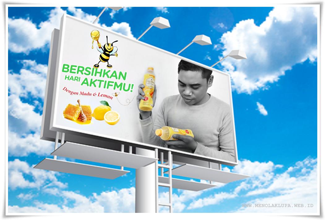 Natsbee Honey Lemon Minuman Madu Lemon Bikin Hari Asik Tanpa Toxic