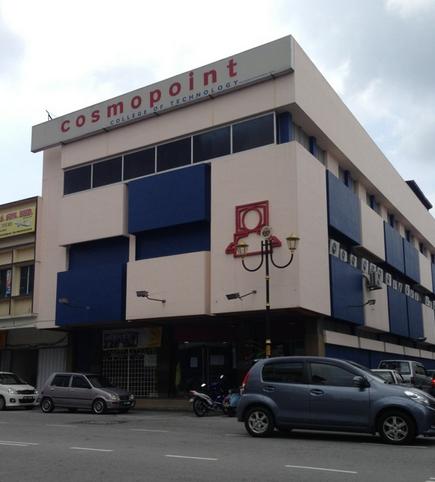 Pendaftaran pelajar Cosmopoint Seremban di Negeri Sembilan