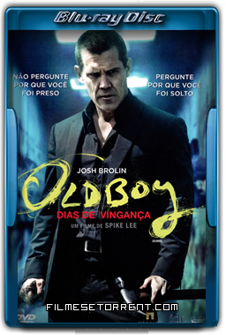 Oldboy Dias de Vingança Torrent 2013 1080p BluRay Dual Áudio