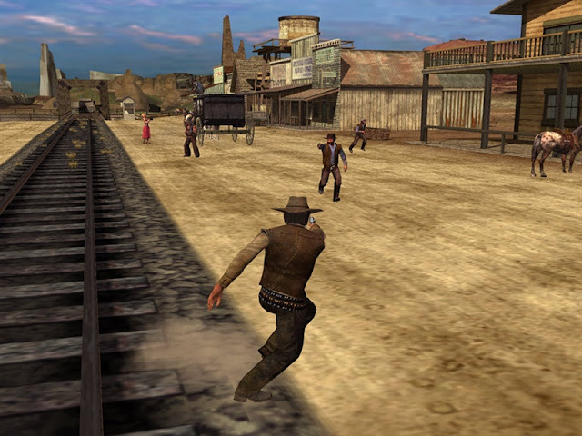 Gun PC Game Free Download Full Version Photo