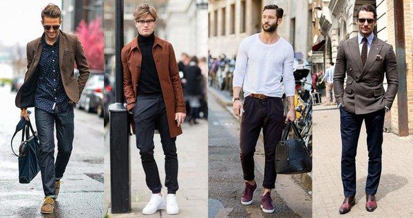 Men's Casual Office Wear - Tips For Men
