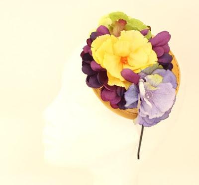 PV 2017 - Coleccion Tropical 02 Plato flores