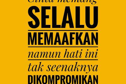 Quote Mutiara, Motivasi & Bijak 5