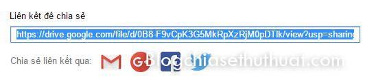 Hướng dẫn nhúng file PDF vào website với Google Drive