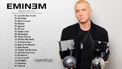 Download Kumpulan Lagu Barat Eminem Songs Full Album Mp3 Terbaik Gratis