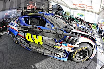 Transformers Nascar 5 - Mira estás nuevas imagenes de Transformers en el Daytona 500!