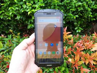 Hape Outdoor Doogee S60 Seken RAM 6GB 4G LTE IP68 Certified Mulus Fullset