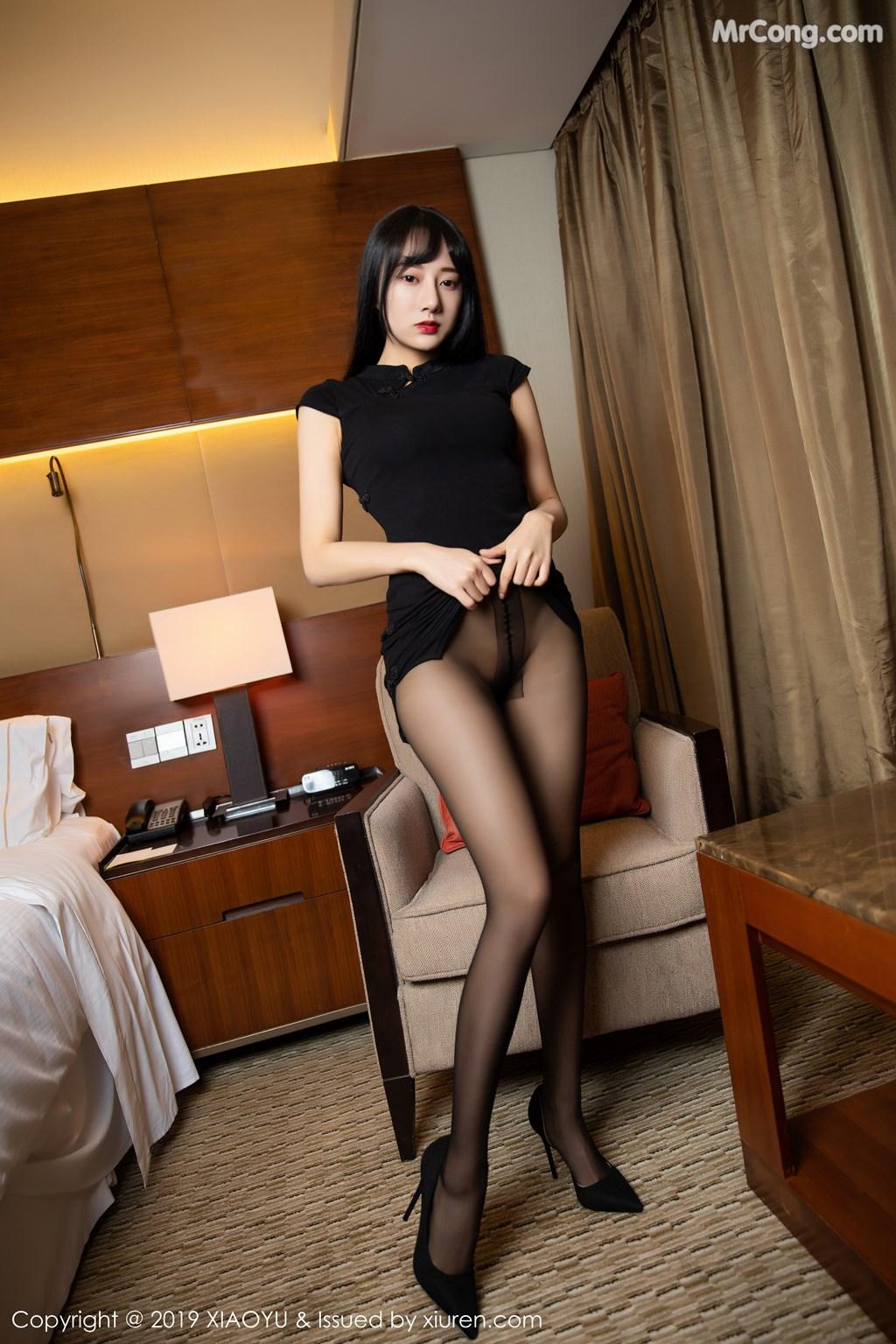 Image XiaoYu-Vol.145-He-Jia-Ying-MrCong.com-014 in post XiaoYu Vol.145: He Jia Ying (何嘉颖) (68 ảnh)
