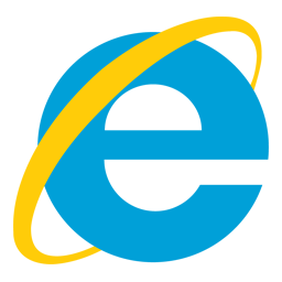 Preiview of Microsoft internet explorer Logo icon