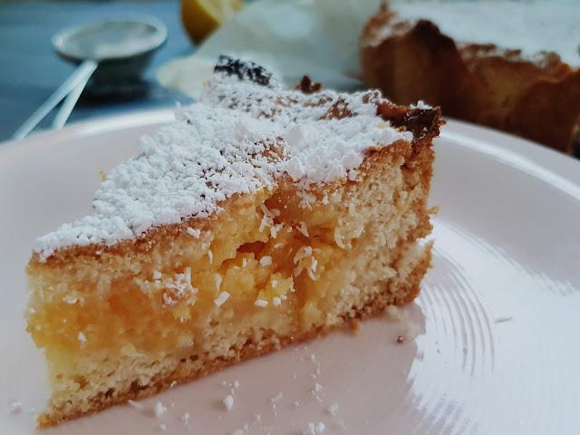 Tarta cytrynowa-torta di limone