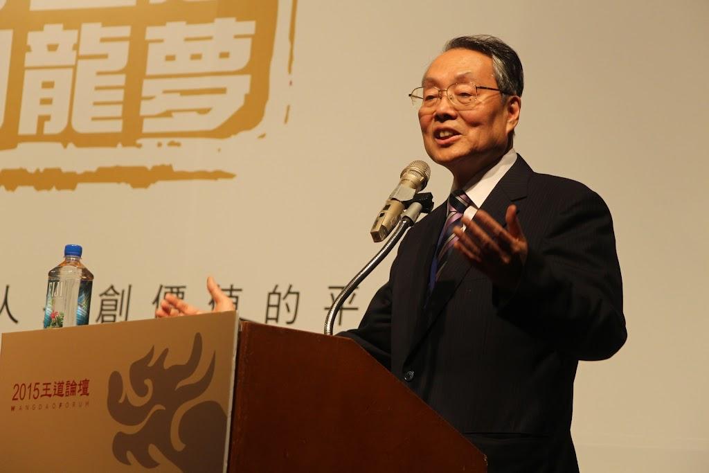 突破台灣經濟困境,施振榮推產業4.0