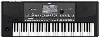 New keyboard KORG PA600 MP3 Indo Version