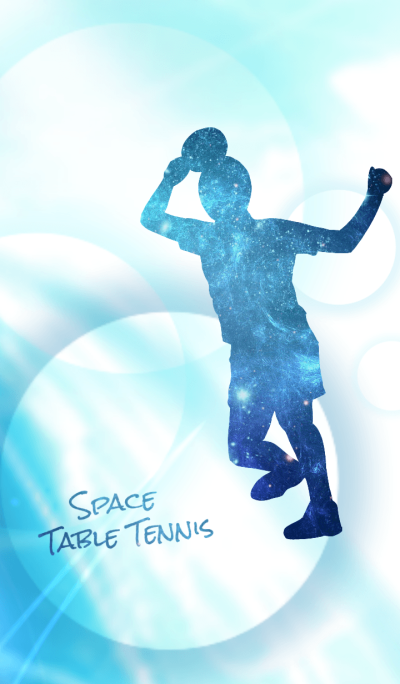 Space Table Tennis