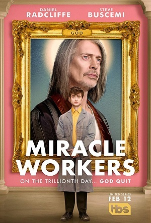 Miracle Workers - 1ª Temporada Séries Torrent Download capa