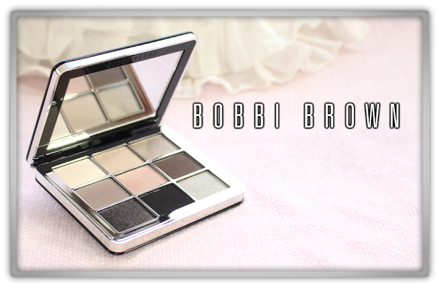 Bobbi Brown Sterling Nights Eye palette Haul Review winter limited edition eyeshadow shadow beauty blogger blog high end luxury swatches