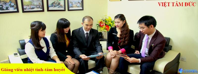 Trung tâm đào tạo đồ họa uy tín tại Hà Nội