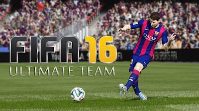 FIFA 16 Ultimate Team V2.0.104816 MOD Apk + Data