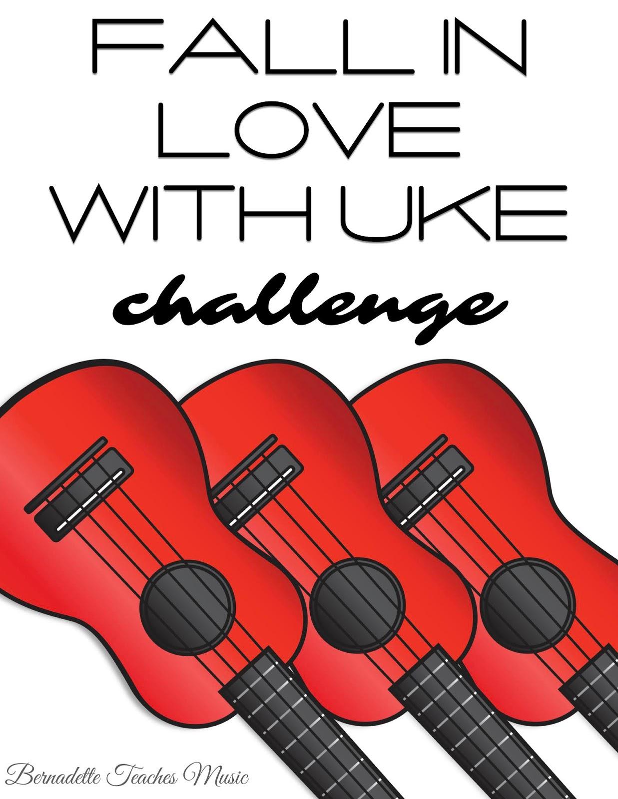 Download Lagu Ukulele : download, ukulele, Songs, Ukulele, Challenge, Bernadette, Teaches, Music