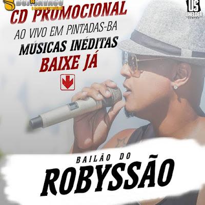 Baixar - Bailão do Robyssão - Promocional Maio - 2016