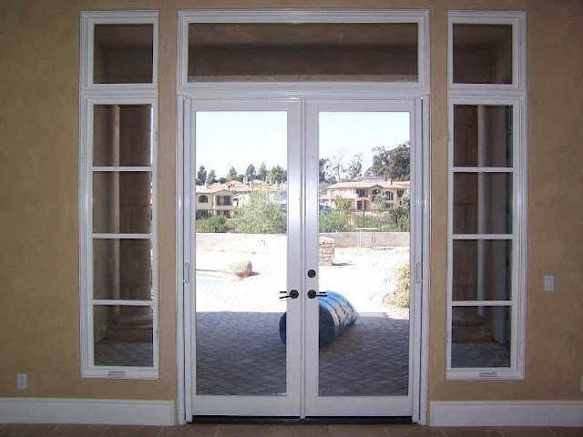 Hidden Sliding Screen Door pictures