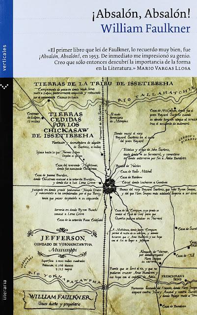"""Territorios míticos, """"¡Absalón, Absalón!"""""""