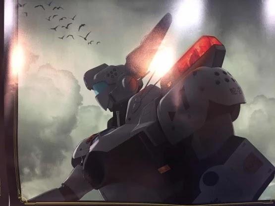 GENCO announces New Patlabor EZY New Anime Project.