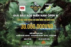 Giải đấu AoE Miền Nam lần III chính thức mở đăng kí!