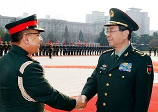 China pledges RMB 150 million assistance to Nepal Army