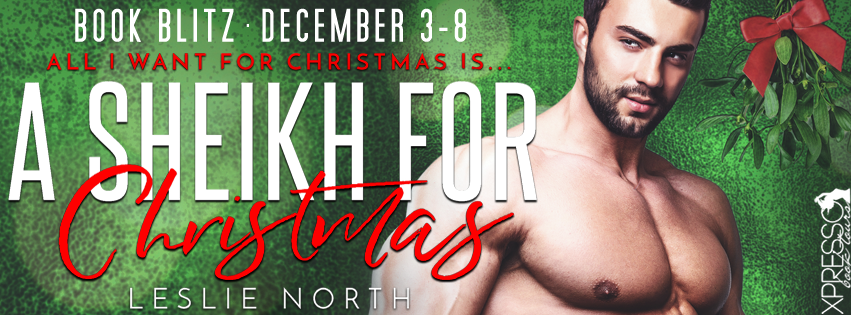 A Sheikh for Christmas Book Blitz