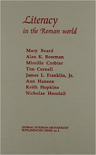 """Literacy in the Roman world"" - Mary Beard [et al]"