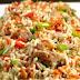 Συνταγή για σαλάτα ρυζιού