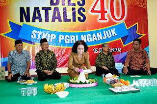 Tasyakuran Dies Natalis ke-40 STKIP PGRI Nganjuk
