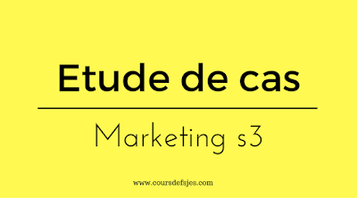 Marketing de base - Etude de cas : LGMC SA