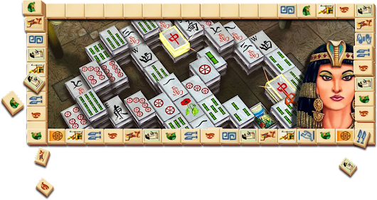 Egypt Mahjong New Great Mahjong Game