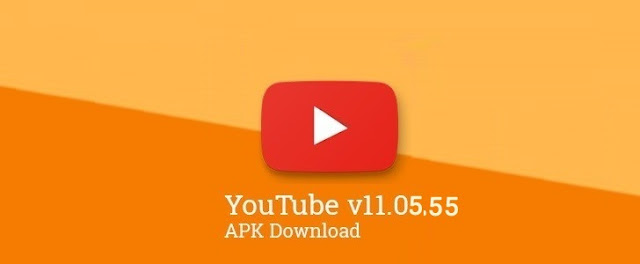 YouTube Got New Update v11.05.55 With New Look and New In App Editing Tool : Download APK HERE