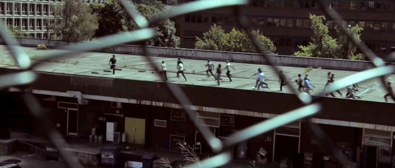 Dying Light - epik parkour film