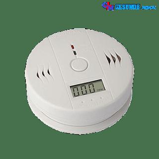 Alat Gas Detektor