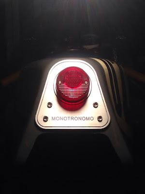 Suzuki GS 850  Monotronomo